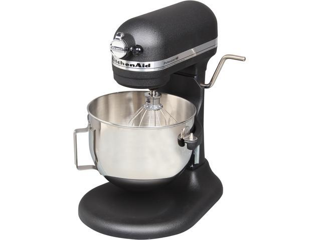 kitchenaid kg25h0xbk professional heavy duty series stand mixer imperial black. Black Bedroom Furniture Sets. Home Design Ideas
