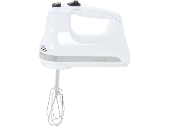 KitchenAid KHM512WH 5-Speed Ultra Power Hand Mixer White