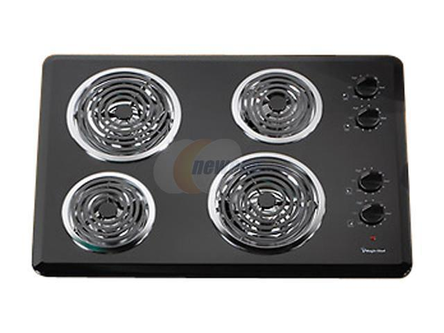 Magic Chef Electric Cooktop ~ Magic chef in coil cooktop cec aab range newegg