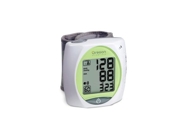 Oregon Scientific BPW810 Talking Wrist Blood Pressure Monitor
