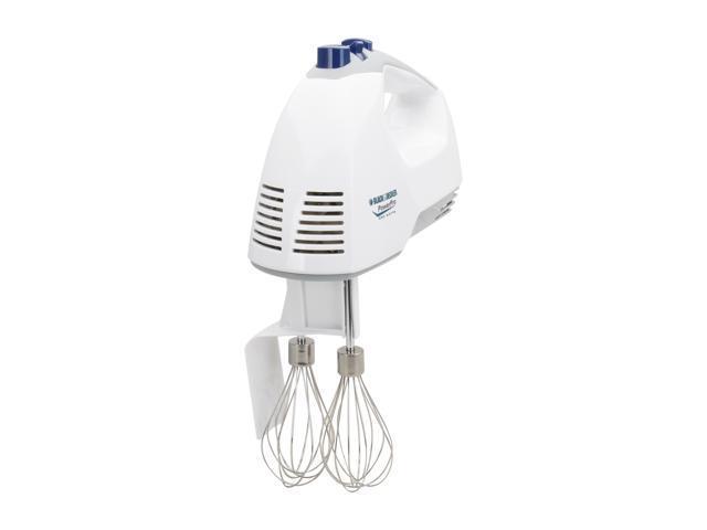 Black & Decker MX300 PowerPro 250-Watt Mixer White