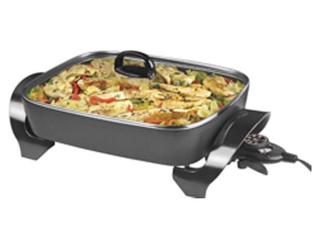 Black & Decker SKG610C Multi-Cuisine Grande Extra-Deep Skillet
