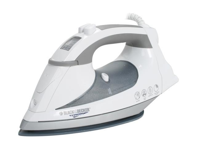 Black & Decker F2200 Steam Advantage Iron White