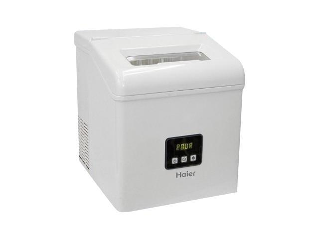 Haier Countertop Ice Maker Reviews : Haier HPIM35W Portable / Countertop Icemaker