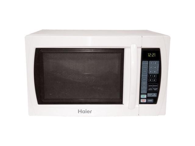 Haier 1000 Watts Microwave Oven MWM11100TW White