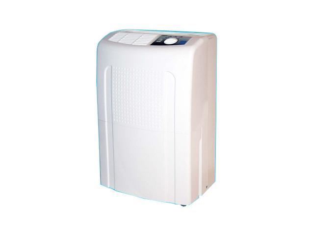 haier 30 pint dehumidifier. haier hdn305 30 pint capacity, mechanical control - 115 volt dehumidifier white