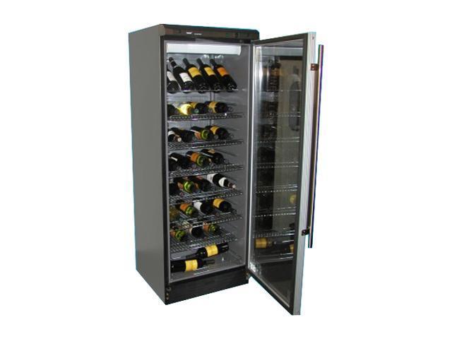 haier hvfm102abl black wine cooler wine accessories. Black Bedroom Furniture Sets. Home Design Ideas