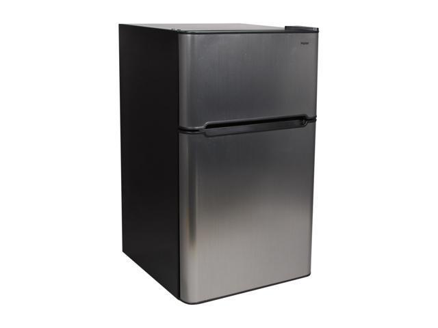 Haier 3.3 cu. ft. 2 Door Refrigerator/Freezer HNDE03VS