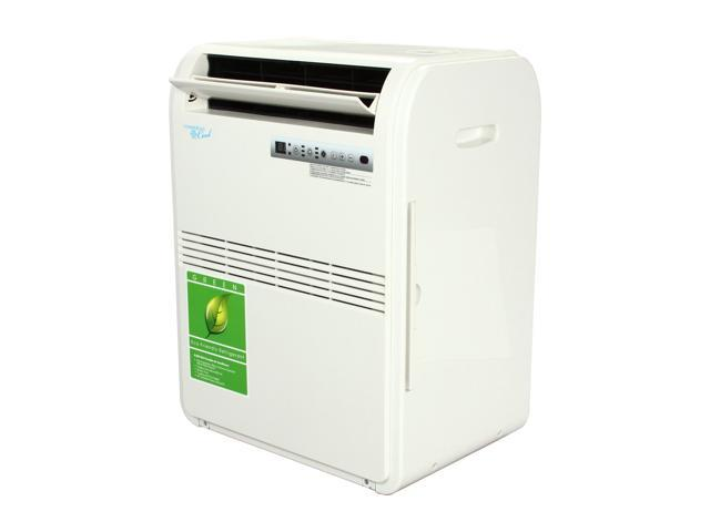 Haier CPRB08XCK-LW 8,000 Cooling Capacity (BTU) Portable Air Conditioner