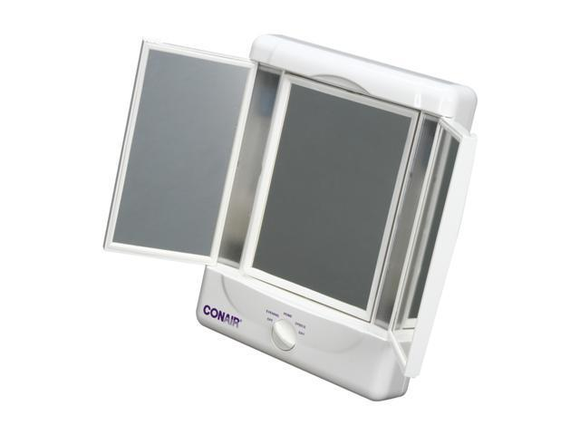CONAIR TM7L Double-Sided Lighted Makeup Mirror
