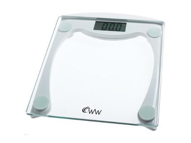 CONAIR WW34D Weight Watchers Glass Precision Electronic Scale