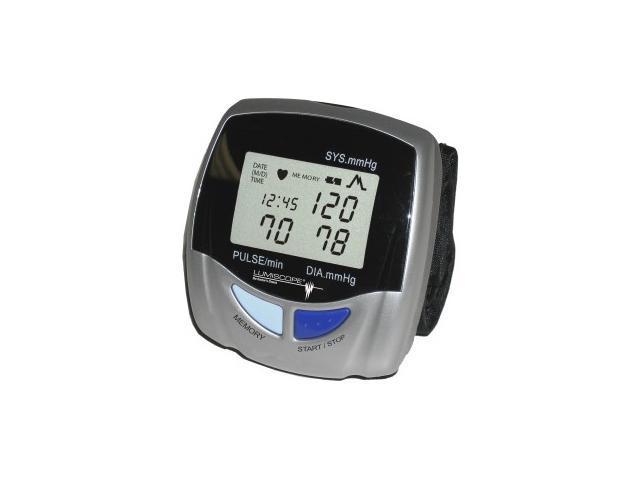 LUMISCOPE 1143 Digital Auto Wrist Blood Pressure Monitor