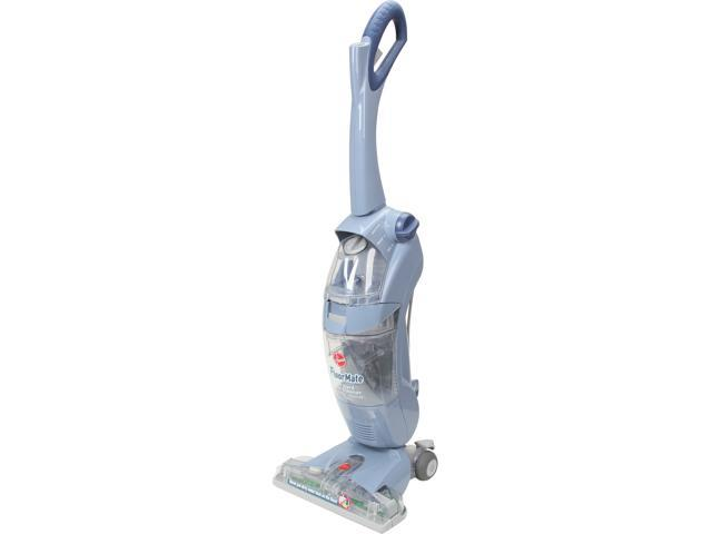 Hoover FH40010B FloorMate SpinScrub Wet/Dry Vacuum Blue