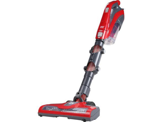 HOOVER SD12515RM 360 Degree Reach Pro Bagless Stick Vacuum