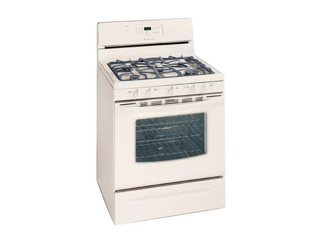 Frigidaire gas range w self clean oven glgf386dq range - Clean gas range keep looking new ...