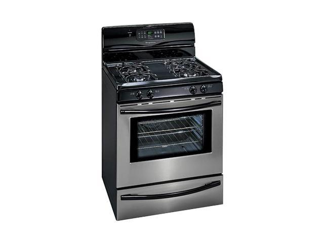 Frigidaire gas range w self clean oven glgfz376fc range - Clean gas range keep looking new ...