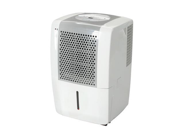 Frigidaire FAD504TDD 50-Pint Dehumidifier White