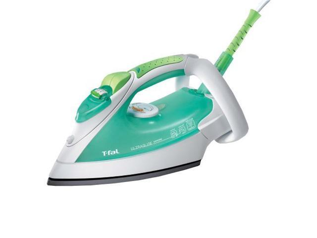 T-fal FV4269003 Ultraglide Easycord Iron with Comfort Handle Green