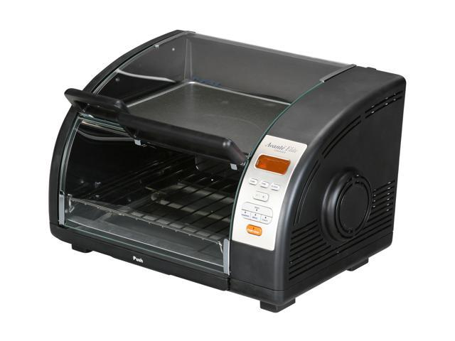 T Fal Ot8085002 Black Avante Elite Convection Toaster Oven