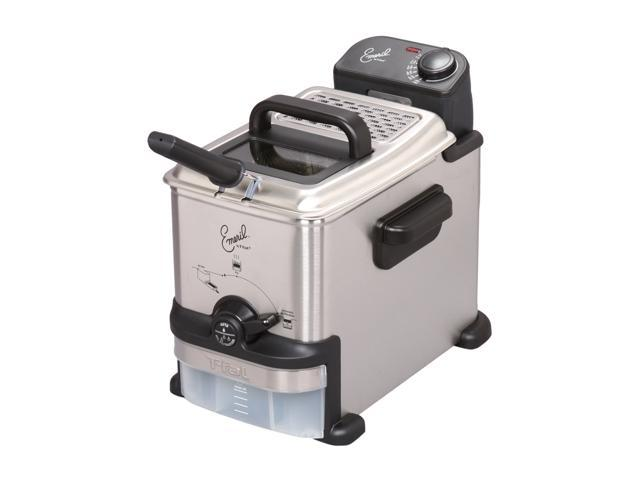 Emeril By T Fal Fr702d001 1 8 Liter Deep Fryer With