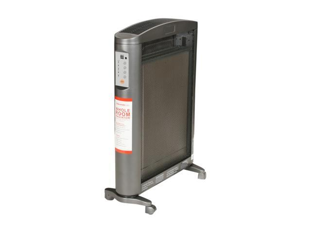 Soleus Air HM2-15R-32 1500W Flat Panel Heater with Remote
