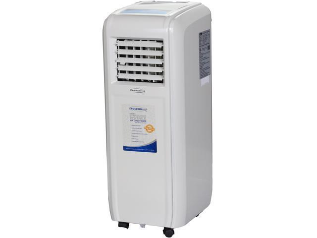 SOLEUS AIR BPB08 8,000 Cooling Capacity (BTU) Portable Air Conditioner