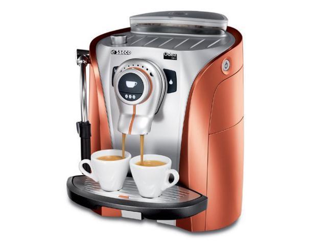 saeco espresso machine odea