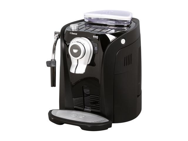 Saeco RI9752/47 Odea Go Eclipse Super Automatic Espresso Machine Black