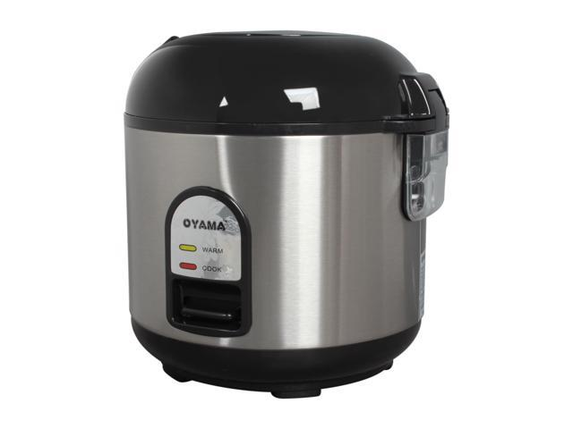 Oyama CFS-F10B Black Rice Cooker