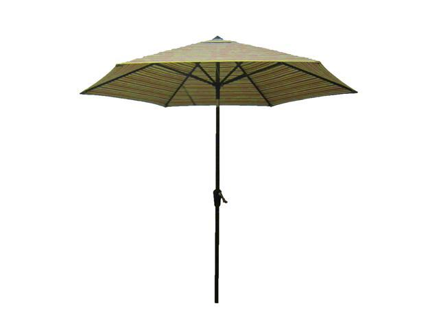 Rosewill Home MU906HER Heritage 9 Ft Market Umbrella