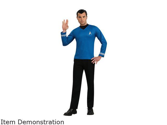 Star Trek Into Darkness Spock Uniform Extra Large- XL - Retail