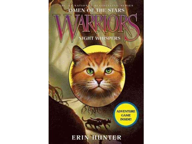 Night Whispers Warriors Hunter, Erin