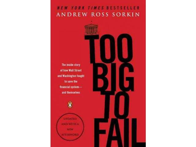 Too Big to Fail Updated Sorkin, Andrew Ross