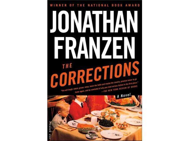 The Corrections Reprint Franzen, Jonathan