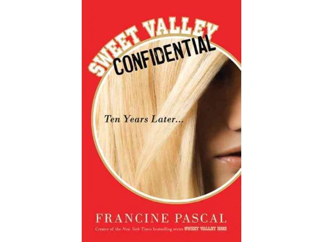 Sweet Valley Confidential Pascal, Francine