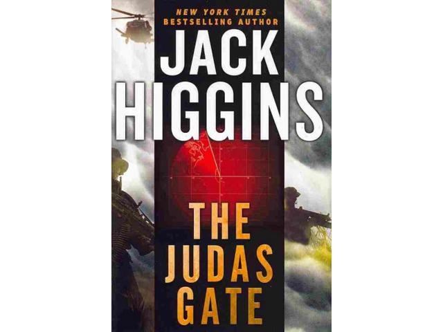 The Judas Gate Sean Dillon Higgins, Jack