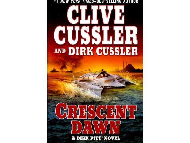 Crescent Dawn Dirk Pitt Cussler, Clive/ Cussler, Dirk