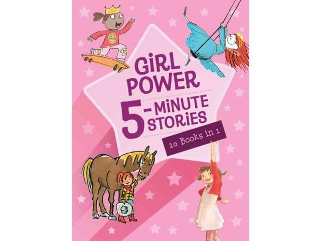 Girl Power 5-minute Stories Houghton Mifflin Harcourt (Corporate Author)