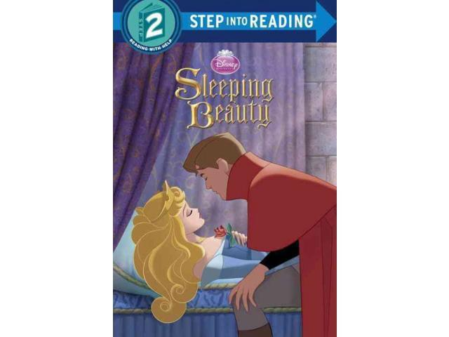 Sleeping Beauty Disney Princess. Step into Reading Man-Kong, Mary (Adapted By)/ Disney Storybook Art Team (Illustrator)