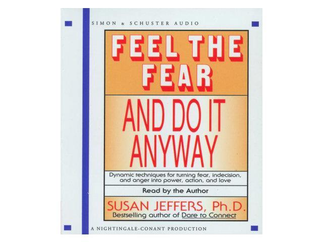 susan jeffers feel the fear and do it anyway pdf