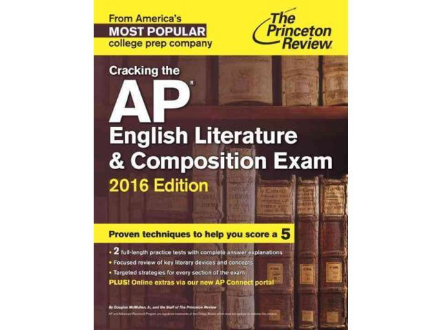Ap English Literature And Composition Essay 2003