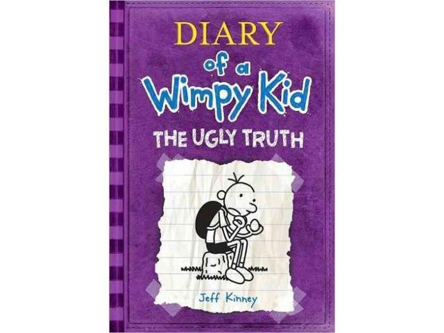 The Ugly Truth Diary of a Wimpy Kid Kinney, Jeff