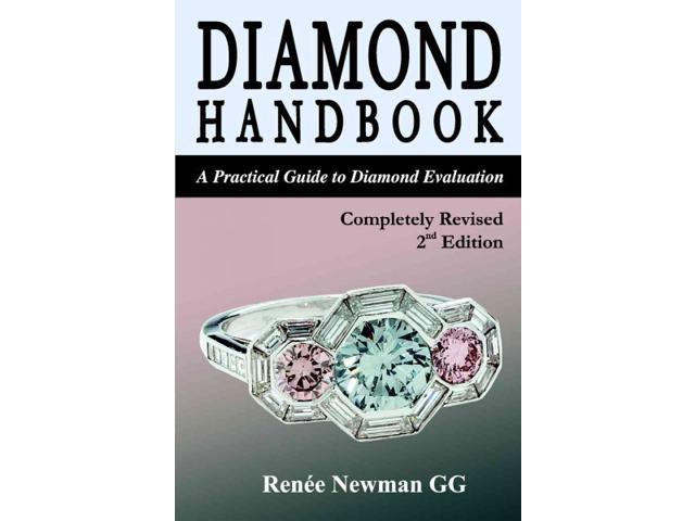 Diamond Handbook Newman Gem & Jewelry Series 2 Newman, Renee