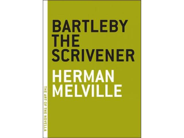 an analysis of herman melvilles story bartleby the scrivener Summary the lawyer, the narrator of the story themes of bartleby the scrivener, it is important to note melville's style melville had a unique gift for.