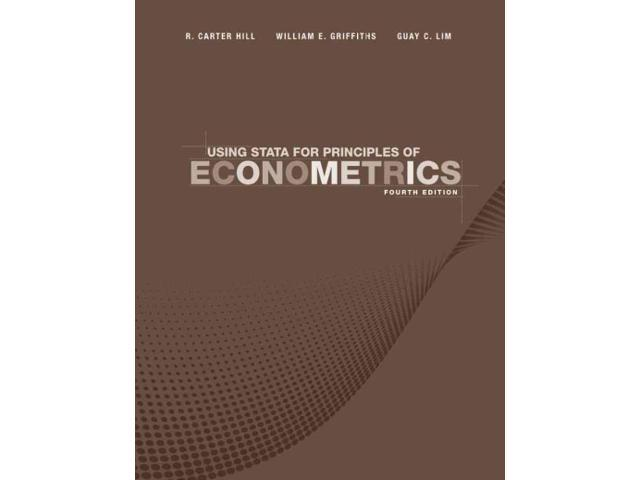 using stata for principles of econometrics Time series analysis (session – i) commands and syntax for data analysis using stata 1 open and run the stata application • click on the data on the task bar and open data editor • copy the data from excel sheet and paste it on the data editor • preserve the data • close data editor 2.