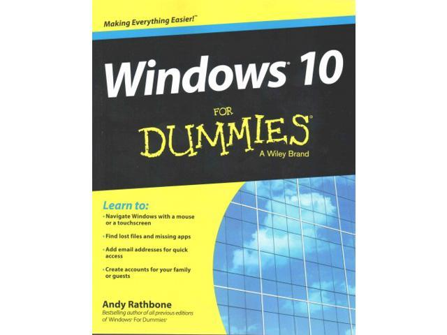windows 7 book for dummies free