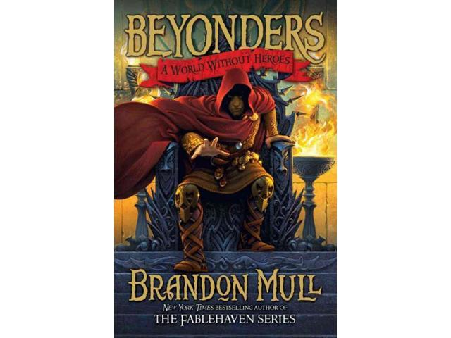 A World Without Heroes Beyonders Mull, Brandon