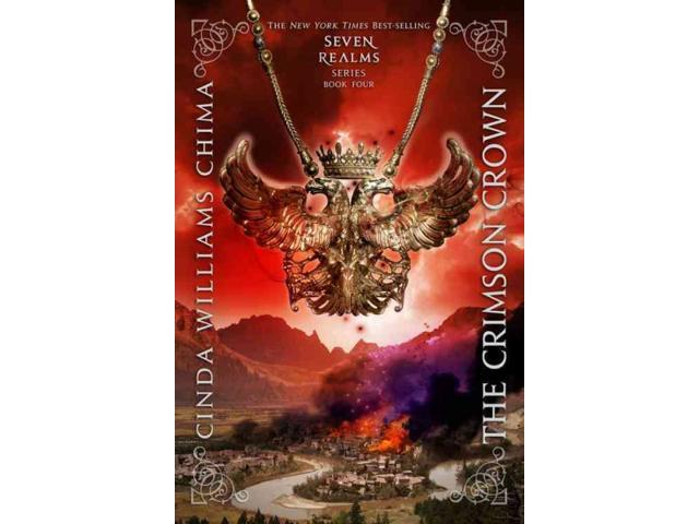 The Crimson Crown Seven Realms Chima, Cinda Williams