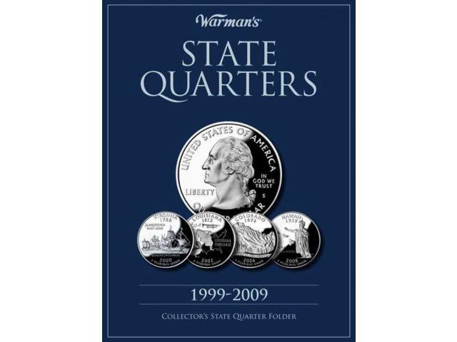 Warman's State Quarter 1999-2009 The State Quarter Series Warman's (Corporate Author)