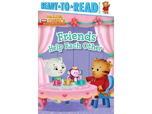 Friends Help Each Other Ready-To-Read MTI McDoogle, Farrah (Adapted By)/ Fruchter, Jason (Illustrator)